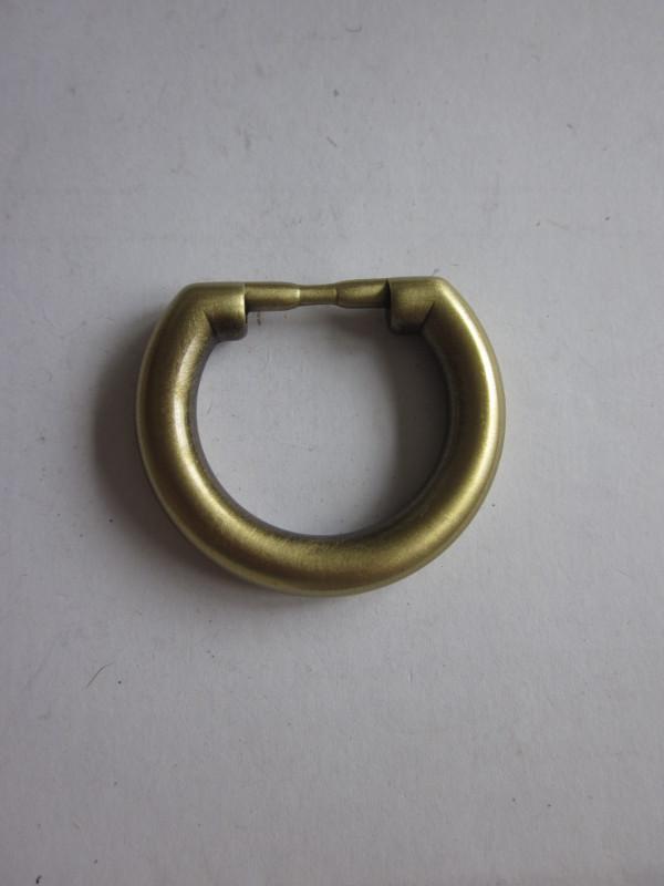 Demi anneau laiton réf 103