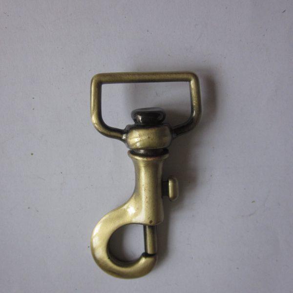 Mousqueton métal Réf 201