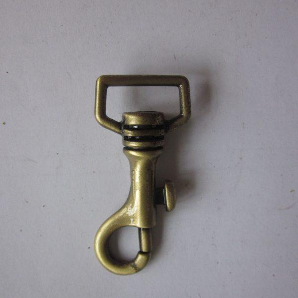 Mousqueton métal Réf 202
