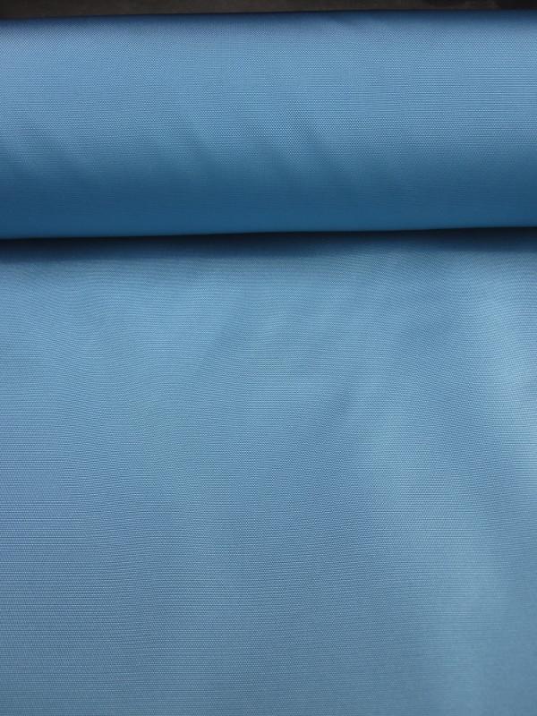 Tissu uni bleu